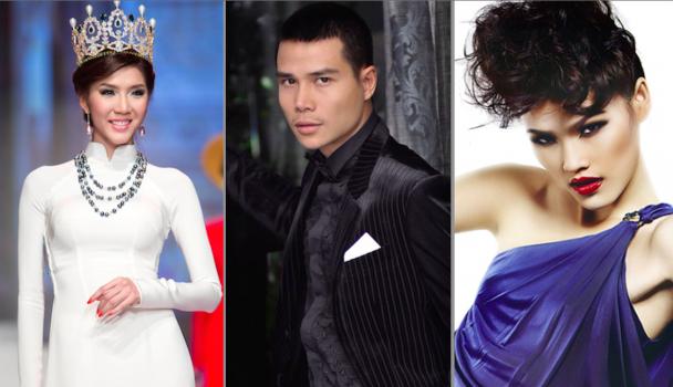 Các siêu mẫu làm giám khảo cho Duyên Dáng Việt Nam 2