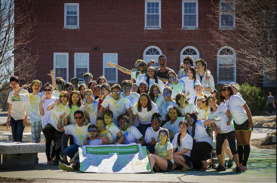 Color Run – Colby-Sawyer College Flickr