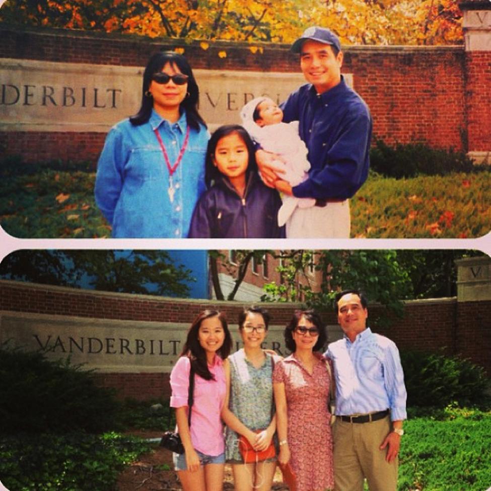 Vanderbilt University Fall 1997 – Summer 2013