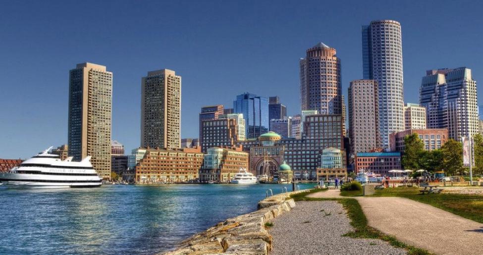 Boston sang trọng, hào hoa… (Ảnh: sưu tầm)