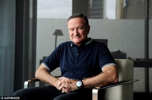 Các sao thế giới bàng hoàng trước sự ra đi của Robin Williams