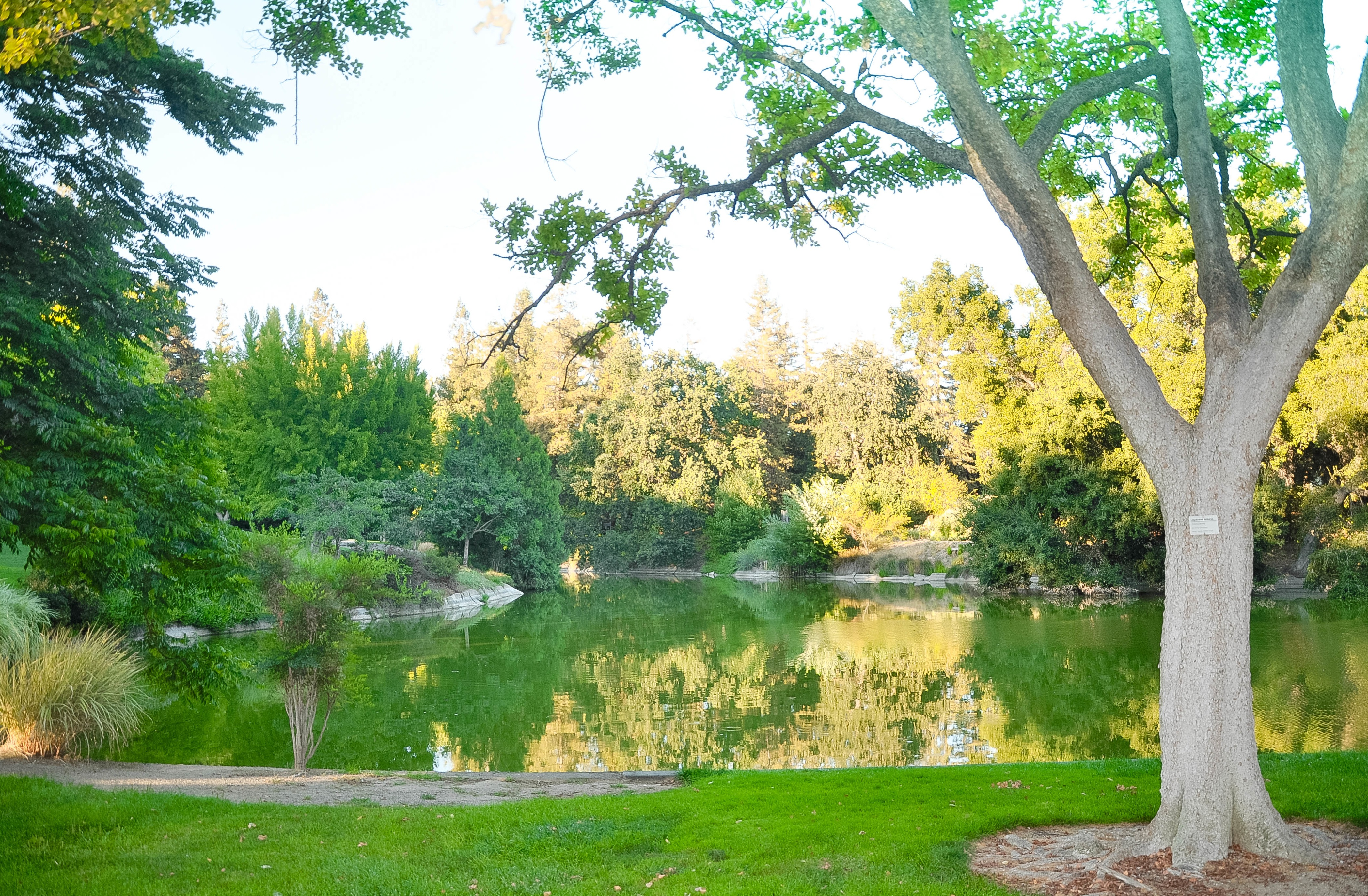 Hồ Spafford bình yên và lãng mạn