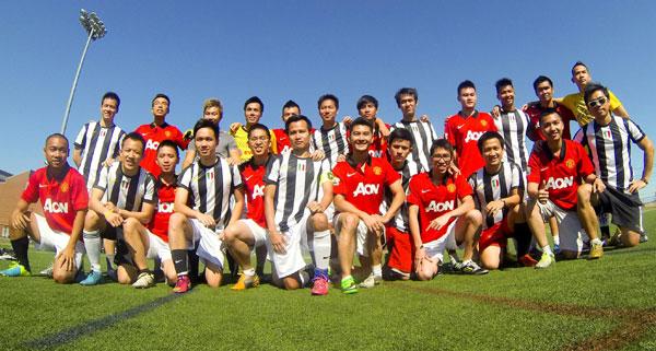 SAN FRANCISCO CUP 2014: Điểm binh trước giờ bóng lăn