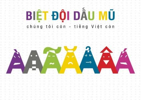 """""""Hãy thử viết và nói tiếng Việt nhiều hơn"""""""