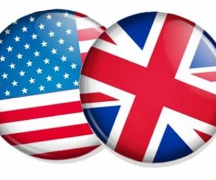 So sánh tiếng Anh giữa hai phong cách Anh – Mỹ