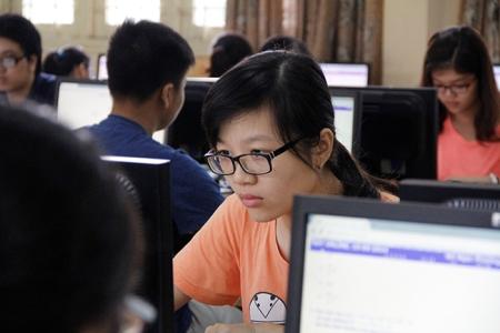 ĐHQG Hà Nội tiến hành kỳ thi kiểu Mỹ với tân sinh viên