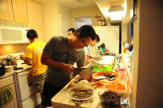 Lễ ra mắt Hội Thanh niên Sinh viên Việt Nam tại Texas