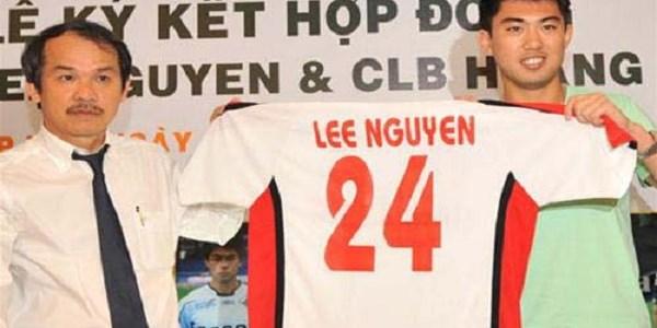 """Cầu thủ Lee Nguyễn: """"Tôi tưởng bầu Đức bị điên…"""""""