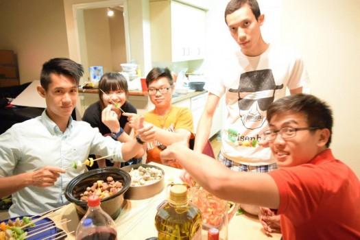Món ăn Việt của du học sinh tại Oklahoma State University