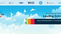 """(Sinhvienusa.org)International Friendship Day 2014(IDF) với chủ đề """"Leading entrepreneurs"""" là chương trình được tổ chức bởi Hội liên lạc với người Việt Nam ở nước ngoài (ALOV) phối hợp với..."""