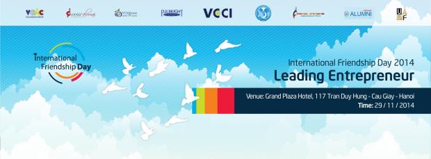 International Friendship Day sắp tổ chức tại Việt Nam