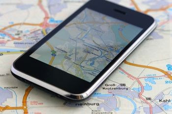 Smart phone có bản đồ sẽ là người bạn đồng hành tin cậy của bạn - nguồn ảnh Internet