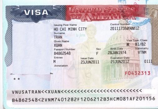 10 điều cần nhớ khi nộp đơn phỏng vấn visa