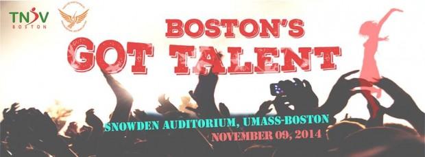 Tài năng toả sáng cùng Boston's Got Talent 2014.