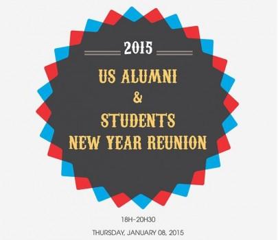 Hội ngộ năm mới cùng cựu sinh viên và du học sinh Hoa Kỳ