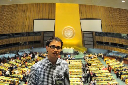 Phỏng vấn Chủ tịch hội  Thanh niên Sinh viên Việt Nam tại Texas