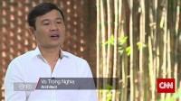 Kênh truyền hình CNN đã quyết định đưa kiến trúc sư Việt Nam Võ Trọng Nghĩa vào danh sách Kiến trúc sư tiêu biểu năm 2014, để giới thiệu trong...