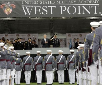 Chuyện ở West Point ( WP)
