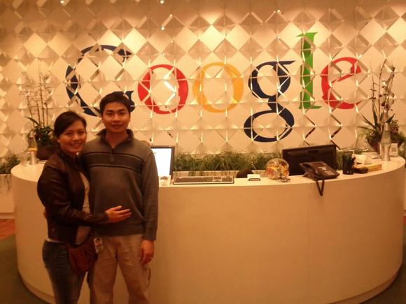 Nguyễn Thành Nhân, cựu học sinh Chuyên Sư phạm được Google đánh giá cao