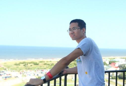 Phỏng vấn Hoàng Mạnh Tiến đại diện sinh viên Việt Nam tại Georgia