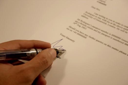 Chọn ai để viết thư giới thiệu ( Mùa săn học bổng 2015)