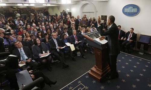 Thông điệp cuối năm của Obama: Tôi không phải con vịt què