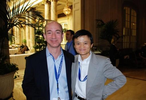 Sự khác biệt giữa ông chủ của Amazon và Alibaba