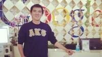 Tăng Quốc Cường, sinh viên năm cuối tại San Francisco State University. Anh bật mí những bí quyết thành công trên giảng đường và trong cuộc sống.