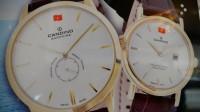 Trên thế giới những phiên bản đồng hồ đặc biệt chỉ có một mẫu nhưng lần này, hãng Candino đã ưu ái cho Việt Nam, sản xuất cả một cặp dành cho nam và nữ.