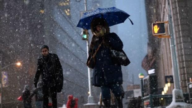 Mỹ trong tình trạng khẩn cấp vì bão tuyết