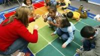 Học sinh tại một trường mẫu giáo ở thành phố Westminster, quận Cam, Mỹ, sẽ được học tiếng Việt như ngôn ngữ thứ hai theo một chương trình giảng dạy mới.