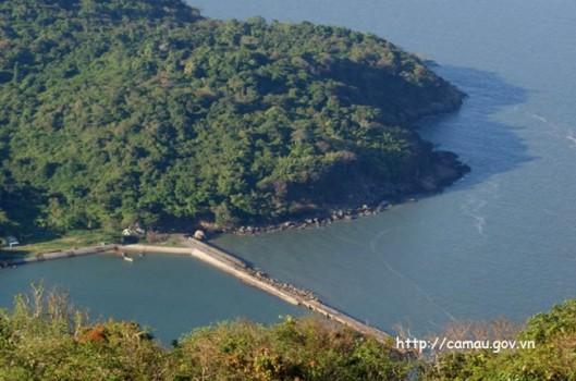 Doanh nghiệp Mỹ muốn đầu tư vào cảng Hòn Khoai ở Cà Mau