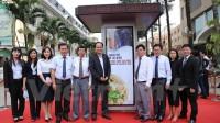 Trạm Điện thoại thông tin đa chức năng - nơi cung cấp các loại thông tin cho người dân và khách du lịch vừa được ra mắt sáng 28/1 tại Thành phố Hồ Chí Minh.