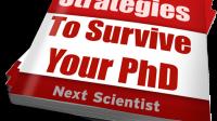 """Tác giả Andrew Gaudet, tốt nghiệp chương trình tiến sĩ tại Đại học British Columbia, tiết lộ """"bí quyết"""" để làm việc năng suất và thành công trong quá trình làm nghiên cứu sinh Tiến sĩ."""