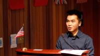"""Phạm Minh Huy theo học một ngành khá """"độc"""": Anthropology (Nhân chủng học). Huy bảo: Mình muốn học ngành này để góp phần quảng bá hình ảnh Việt Nam"""