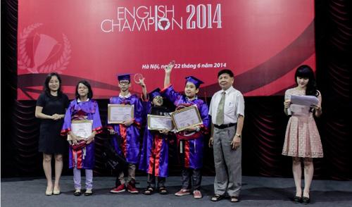 Bí quyết chiến thắng English Champion của Đỗ Nhật Nam