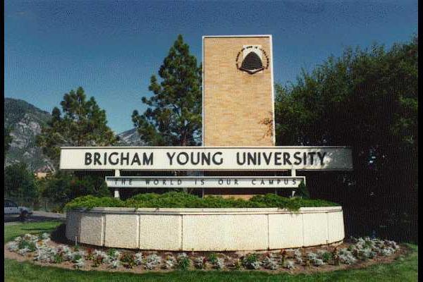 Đại học Brigham Young - ngôi trường an toàn nhất ở Mỹ.