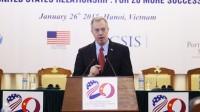 Diễn đàn về mối quan hệ hợp tác Việt - Mỹ đang diễn ra ngày hôm nay. Cùng theo dõi phát biểu của ông  Ted Osius - Đại sứ Mỹ tại Việt Nam và nhiều nhà ngoại giao hàng đầu Việt Nam và Hoa Kỳ.