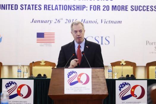 Chỉ ba năm Việt – Mỹ đã thiết lập quan hệ toàn diện