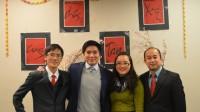 Thứ 6 vừa qua ngày 20 tháng 2 năm 2015, hội sinh viên Việt Nam tại trường đại học Indiana đã có một buổi tiệc ấm áp nhằm ăn mừng...