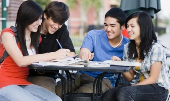 Học bổng 100% học phí phổ thông Mỹ