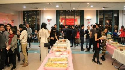 Các món ăn Việt tại sự kiện