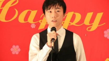"""Jimmy Trần - một """"ca sỹ"""" khác trong tiết mục liên khúc Tình Yêu"""