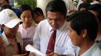 Ông Nguyễn Bá Thanh đã trải qua nhiều vị trí công tác. Hồi làm Chủ nhiệm HTX thì văn phòng, phòng ngủ, phòng nghỉ chỉ là một cái giường tre....