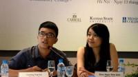 Đàm Ngọc Kim Anh, Cựu học sinh trường THPT Hà Nội – Amsterdam đã chinh phục 11 Trường Đại học hàng đầu của Mỹ với số điểm TOEFL iBT gần như tuyệt đối.
