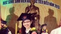 Nguyễn Trung Trà My (19 tuổi) xuất sắc khi được 10 trường đại học đồng ý cấp học bổng. Trong đó, có những cơ hội du học lên đến 132.000 USD.