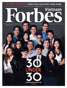 30 Người Dưới 30 Tuổi Nổi Nhất Việt Nam