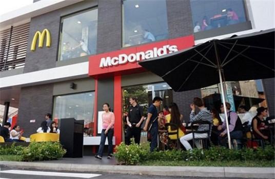 McDonald's sẽ mở thêm 100 cửa hàng tại Việt Nam