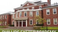Theo báo cáo củaboardingschoolreview.com đã chỉ ra 50 trường học giàunhất nước Mỹ theo danh sách được sắp xếp theo thứ tự bên dưới  1. Phillips Exeter Academy —...