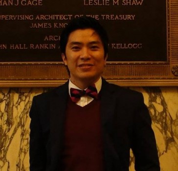 Chúc mừng Trung Trần đã dành học bổng toàn phần Tiến sĩ tại Pháp